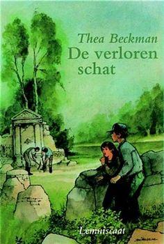 Book review | De Verloren Schat by Thea Beckman | 3 stars