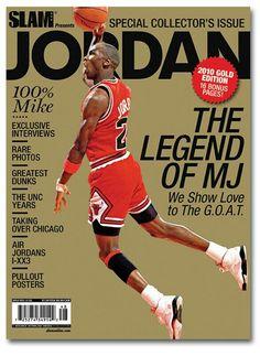 Michael Jordan - (SLAM Magazine)
