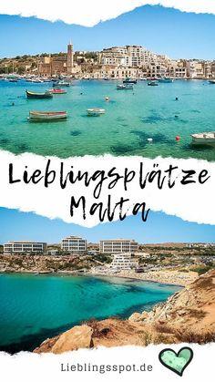 Insgesamt ist die Golden Bay deswegen meine klare Nummer 1 unter den schönsten Stränden auf Malta. #malta #lieblingsplatz Malta Valletta, Vacation Trips, Dream Vacations, Vacation Travel, Travel Europe, Reisen In Europa, Book Characters, Writing A Book, Wonderful Places