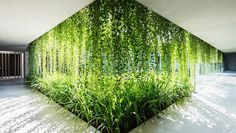 Lush Spa In Vietnam Is Like A Modern-Age Hanging Gardens of Babylon | Co.Design | business + design