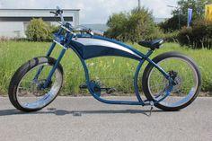 bicicletas electricas retro - Buscar con Google