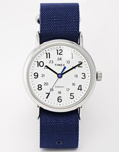 Image 1 of Timex Weekender Military Strap Watch