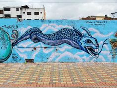 Street Art By Miss Hask - Quito (Ecuador)