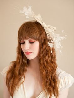 Fascinators and Headpieces by Emilliner – Style Me Pretty
