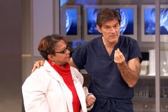 Hypothyroidism: Why You're Not Losing Weight Explained by Dr. Oz Just got a call from Doctor adding a new Rx as my levels are very high~Lady Bren