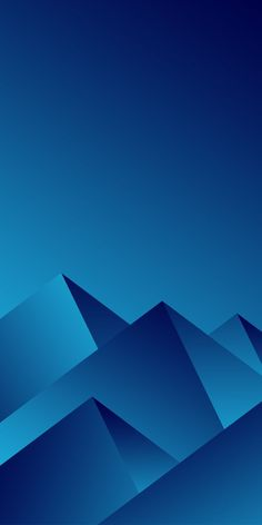 mountainous blue by @Ongliong11   Computer wallpaper desktop wallpapers, Backgrounds phone wallpapers, Android phone wallpaper