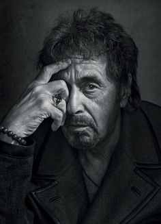 Al Pacino Portrait-cinema print on canvas, print on wood, print on steel or print on paper Al Pacino, Black And White Portraits, Black And White Photography, Fotografia Pb, Foto Art, Celebrity Portraits, Portrait Inspiration, Portrait Ideas, Daily Inspiration