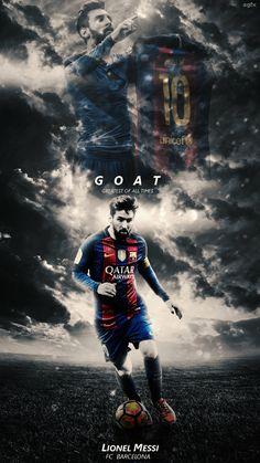 Leo Messi by Agfxz