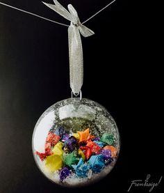 ●Handmade item●Rainbow coloured stars on snow●Unique Christmas tree décor and gift●Silver glitter ribbon is attached, making it ready to hang●No individual item is the same1 pc of Christmas Ornament - Transparent Ball: $9.904pcs of Christmas Ornaments - Transparent Ball: $35.00While stocks last! https://www.facebook.com/funtasizesg https://instagram.com/funtasizesghttps://carousell.com/funtasizesg https://www.pinterest.com/funtasizesghttps://www.etsy.com/shop/funtasizesg
