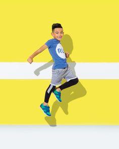 Cotton On Kids Active Campaign 2016 // www.cottononkids.com