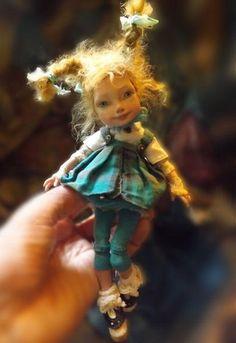 куклы от мастерицы B.B. Flockling
