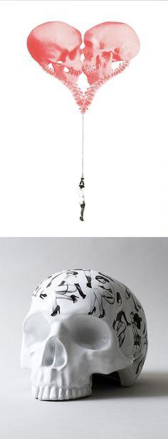 Cassandra Yap Vanitas Vanitatum, Contemporary Art, Modern Art, Contemporary Artwork