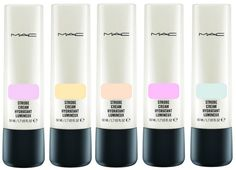 MAC 'In The Spotlight' Strobe Cream Shades