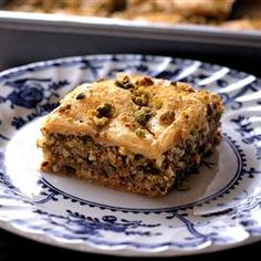 Baklava II -Featured on Food2Fork.  #food2fork #food #recipes #cooking #delicious #ingredients #Yummy