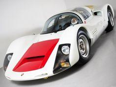 Porsche 906 carrera 6 kurzheck coupe 1966