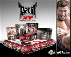 TapouTXT® is not just another home video workout. It has been tested by the best MMA fighters. In fact, many have even added it to their daily training. Cowboy Cerrone, Chris Lytle and Ryan Bader will help everyone kick and punch like a world class MMA fighter. TapouT XT will help burn fat