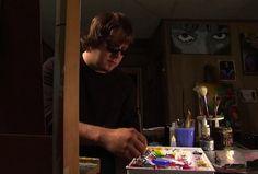 Niewidomy artysta