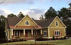 Castle Rock - Home Plans and House Plans by Frank Betz Associates