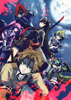 Akame ga Kill, think I am going to enjoy this anime. Have to get started on the manga