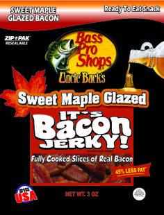 Bacon Jerky...stocking stuffer!