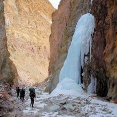 India's Remote Zanskar Valley in Ladakh