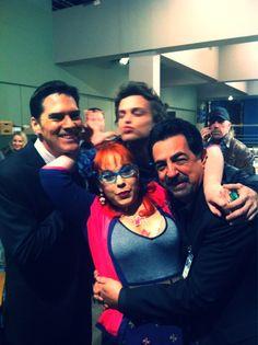 Garcia's got all her men but 1.
