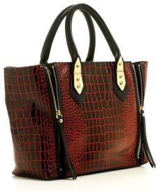 Love + Want: Henri Bendel A List Small Tote - Society of Curves™