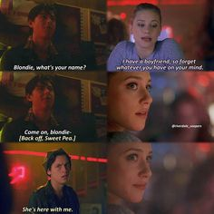 Ok so alot of people lile betty and sweat pea but personally I like sweat pea and josie. I didnt see it untill episode 1 season 3 The post Ok so alot of people lile betty and swea… appeared first on Riverdale Memes. Memes Riverdale, Bughead Riverdale, Riverdale Archie, Riverdale Funny, Sweet Pea Riverdale, Funny Memes, Hilarious, Jokes, Riverdale Wallpaper Iphone