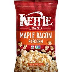 Kettle Brand Maple Bacon Popcorn, 5 oz