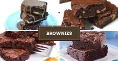 Todas nuestras recetas de Brownie