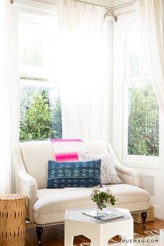 Odette Sofette - Designer Lauren Nelson Invites Us Into Her Sunny San Francisco Home