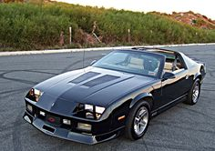 1985 Chevy Camaro - I am not a fan of this generation of Camaro but I wouldn't kick it out of my garage.