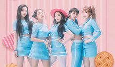 "Red Velvet revela prévia do MV japonês ""Cookie Jar"""