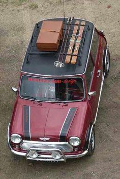 ..._MINI British life Mini Cooper S, Mini Cooper Classic, Classic Mini, Classic Cars, Rat Rods, Jaguar, Mini Morris, Minis, Mini Clubman