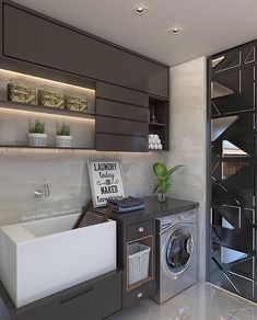 [New] The Best Home Decor (with Pictures) These are the 10 best home decor today. According to home decor experts, the 10 all-time best home decor. Pantry Laundry Room, Laundry Room Cabinets, Laundry Room Storage, Laundry Room Design, Interior Design Living Room, Living Room Designs, Modern Laundry Rooms, Latest House Designs, Laundry Room Inspiration