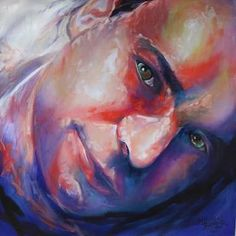 Image result for abstract portrait