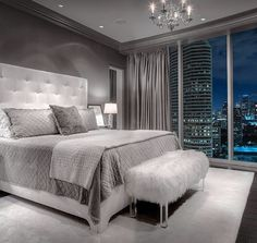 40 Shades of Grey Bedrooms | Dove grey, Bedrooms and Gray bedroom