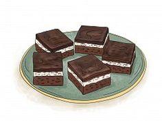 Recepty — Peče celá země — Česká televize Nigella, Yummy Food, Candy, Chocolate, Delicious Food, Chocolates, Sweets, Candy Bars, Brown