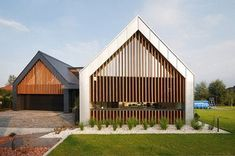 Barnhouse in Tychy (Poland). By RS+