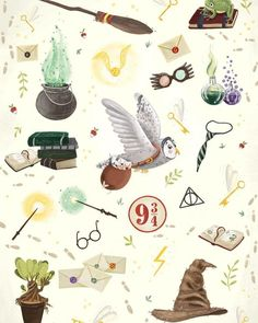 Find images and videos about wallpaper and harry potter on We Heart It - the app to get lost in what you love. Fanart Harry Potter, Harry Potter Tumblr, Harry Potter Magie, Bijoux Harry Potter, Magia Harry Potter, Wallpaper Harry Potter, Classe Harry Potter, Harry Potter Thema, Cumpleaños Harry Potter
