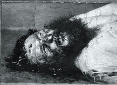 Grigory Rasputin. Magic man for the Royal family in Russia in the late 1800's. His body was found in the freezing Neva River poisoned with enough cyanide to take him out 5 times over again, shot 4 times including that one in his forehead, and bludgeoned. Cause of death? Drowning.