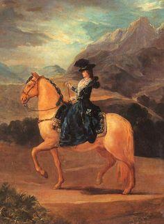 Francisco Goya, 1783 - Uffizi, Firenze