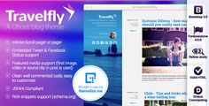 Review Travelfly Ghost ThemeIn our offer link above you will see