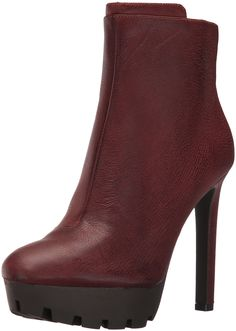 Nine West Women's Xerin Leather Boot