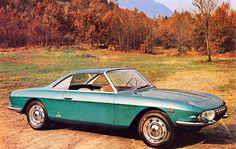 Fiat 2300 S Lausanne (Pininfarina), 1963 wherever you go ..go chapsoho www.chapsoho.com
