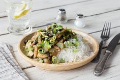 Chinese Black Bean Sauté with Water Chestnuts, Mushrooms, and Five-Spice Recipe | HelloFresh
