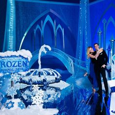 How To Create A Frozen-Themed Prom, Prom themes, Frozen Prom, Frozen prom theme