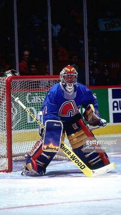 Hockey Helmet, Hockey Goalie, Hockey Players, Ice Hockey, La Kings Hockey, Quebec Nordiques, Goalie Mask, Hockey Stuff, Athletes