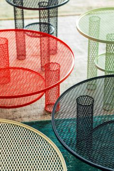 Coffee tables | Tables | Net | Moroso | Benjamin Hubert. Check it out on Architonic