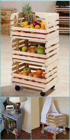 Use Pallet Wood Projects to Create Unique Home Decor Items – Hobby Is My Life Wooden Pallet Projects, Diy Pallet Furniture, Diy Projects, Furniture Ideas, Unique Home Decor, Home Decor Items, Diy Home Decor, Wooden Diy, Wood Pallets